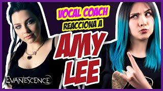 AMY LEE - EVANESCENCE ¿Voz Pop-ópera? | VOCAL COACH REACCIONA | Gret Rocha