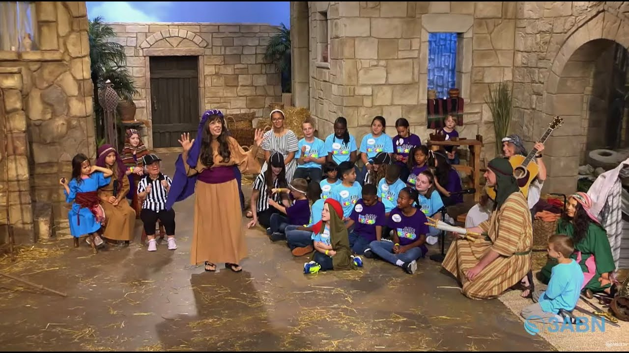 "04 - ""No Giant too Big"" - 3ABN Kids Camp Bible Gems"