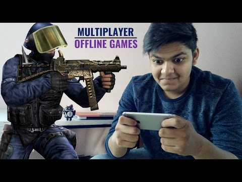 5 Awesome MULTIPLAYER OFFLINE Games For Android Device