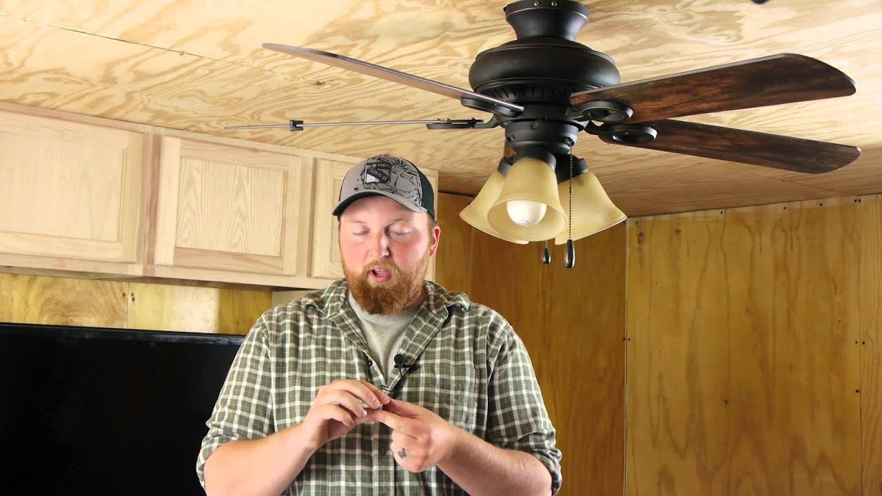 How to balance ceiling fan paddles ceiling fan repair youtube how to balance ceiling fan paddles ceiling fan repair mozeypictures Image collections