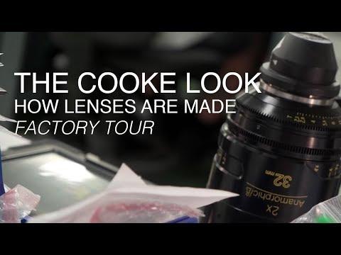 The Cooke Look   Cooke Optics Factory Tour
