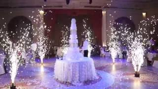 Our Wedding Cake. Sergey & Silva