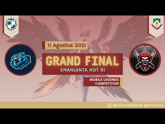 Grand Final SMAN 9 Tangerang HUT RI 76 - Mobile Legends Competition - Badut Aslanta VS Cassano Team