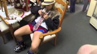 MHS Women's Soccer Parody 2013 (Varsity Intro) --Thrift Shop by Macklemore