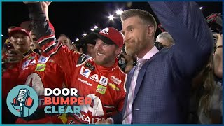 Door Bumper Clear: Dale Jr. Told Marty Smith to Shut Up