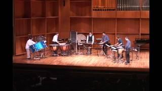 Toccata (Mvt. 1) - Carlos Chávez  [ Ensemble 64.8 ]