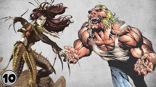 Top 10 Scariest Wolverine Villains