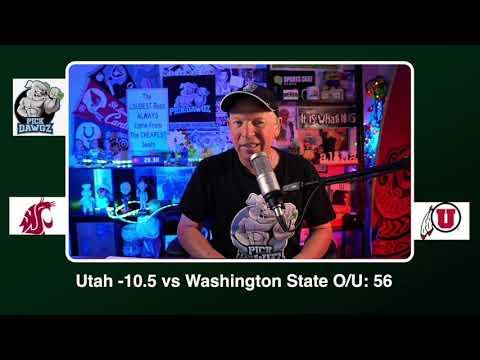 Utah vs Washington State 12/19/20 Free College Football Picks and Predictions CFB Tips