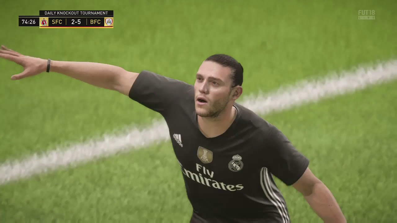 Andy carroll fifa 18 fifa 2018 plus team v1