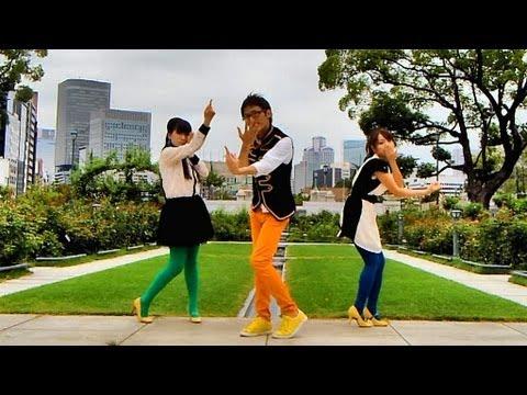【Perfume】Magic of Love (フルver) 踊ってみた【Natural Flavor】(Magic of Love Full version dance cover)