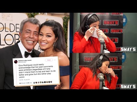 "Gina Rodriguez Gets SLAMMED For ""Anti-Black"" Comments & Fake Apology"