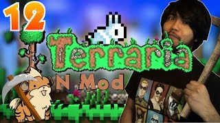 Terraria: N Mod - Episode 12 - (Bird Brain) - Mabi Vs -