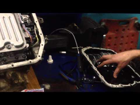 Ремонт АКПП-Тойота Камри.Видео