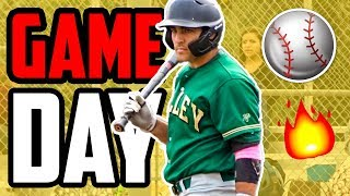 JUCO BASEBALL GAMEDAY!! (College Baseball Vlog)