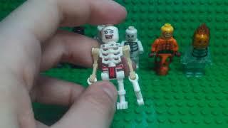 Лего фигурки по вселенной SCP(ужасы)