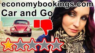 ОБМАН! Нас обманули фирмы по аренде машин Car and Go и Economybookings -  РАЗВОД НА ДЕНЬГИ - Крит
