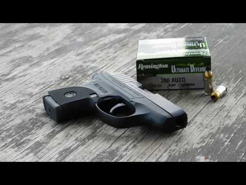 380 ACP Remington Golden Saber Ammo Test