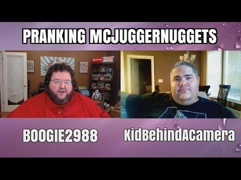 KIDBEHINDACAMERA PRANKS MCJUGGERNUGGETS!!!