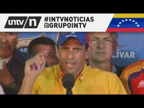 Enrique capriles radonski es homosexual rights