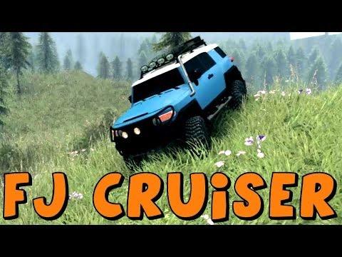 Spin Tires | Toyota FJ Cruiser | Download Link In Description