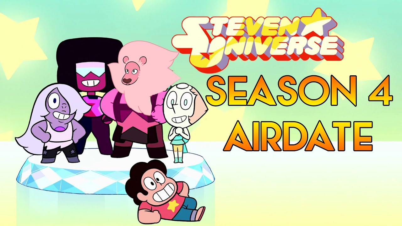 steven universe season 4 air date steven universe news youtube