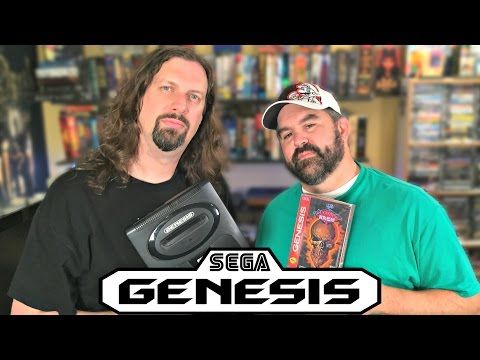 Sega GENESIS Games - Hidden Gems from John Hancock!
