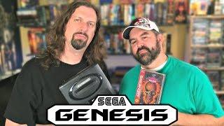 Sega GENESIS Games - Hiḋden Gems from John Hancock!