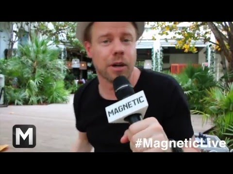 #MagneticLive Miami -  Ferry Corsten Interview