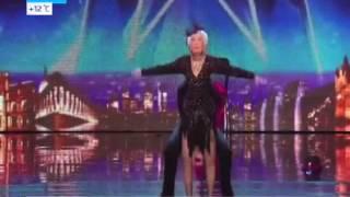 Танец 79-летней дамы потряс жюри шоу талантов