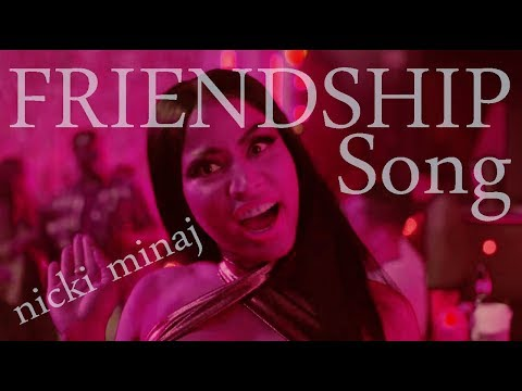 Nicki Minaj - Friendship Song (SNL) (Lyric Video)