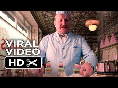 The Grand Budapest Hotel VIRAL VIDEO - How To Make a Courtesan au Chocolat (2014) - Movie HD streaming vf