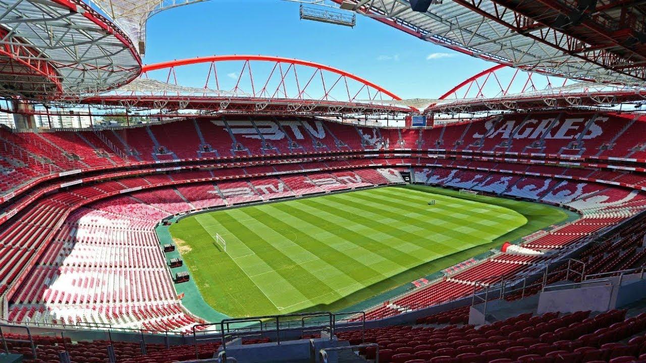 Estádio da Luz - SL Benfica - YouTube