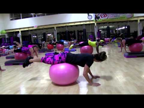 Cathe Friedrich's Drill Max Workout Live