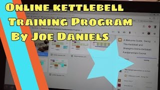 Learn to Use your Kettlebell at Home Safely  : Online Kettlebell Training Program from Joe Daniels