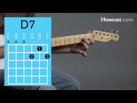How to Play a D7 Open Chord | Guitar Lessons