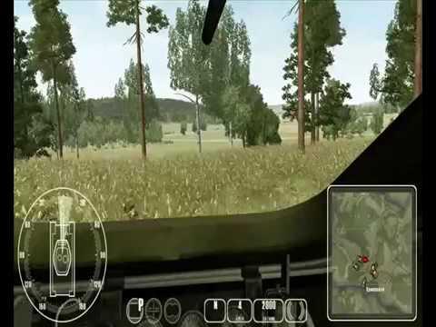 T-34 Против Тигра Как управлять танком