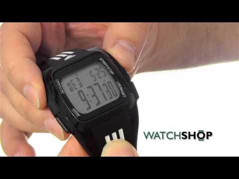 fbaf4411c66 Adidas Performance Men s Duramo XL Alarm Chronograph Watch (ADP6089)