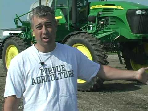 Get to Know a Farmer - The Ty Brown Farm of West Central Indiana