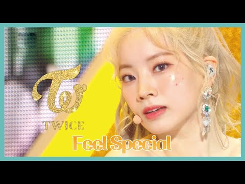 [Comeback Stage] TWICE – Feel Special,  트와이스 – Feel Special  Show Music core 20190928