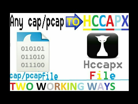 convert any cappcap file to hccapx working 2018 for free