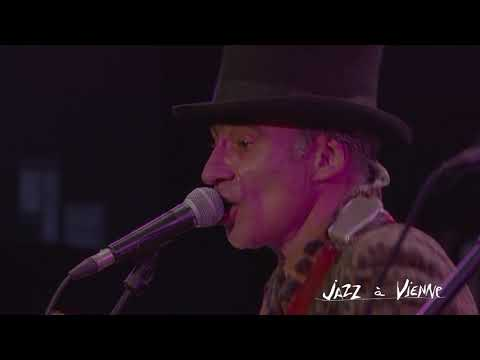 Juan Rozoff - Prince Tribute Concert - Data Bank / Rebirth Of The Flesh Live @ Jazz Vienne 2017