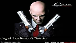 Hitman: Contracts Original Soundtrack - 47 Detected