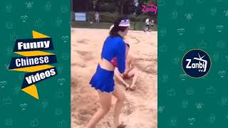 ✅ Funny Chinese videos   Whatsapp funny Videos 2018  Try Not To Laugh Challenge HARD 12