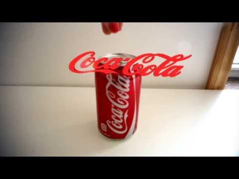 Coca Cola Augmented Reality Advertisement