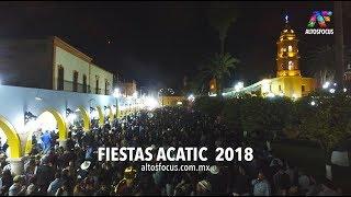 Fiestas Acatic 2018