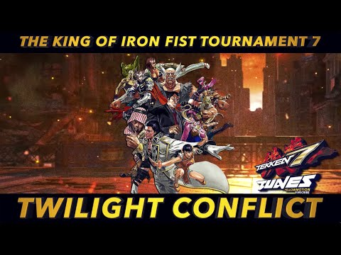 Tekken 7 Twilight Conflict The Day Before The Glass