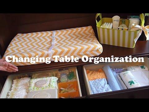 Baby Organization