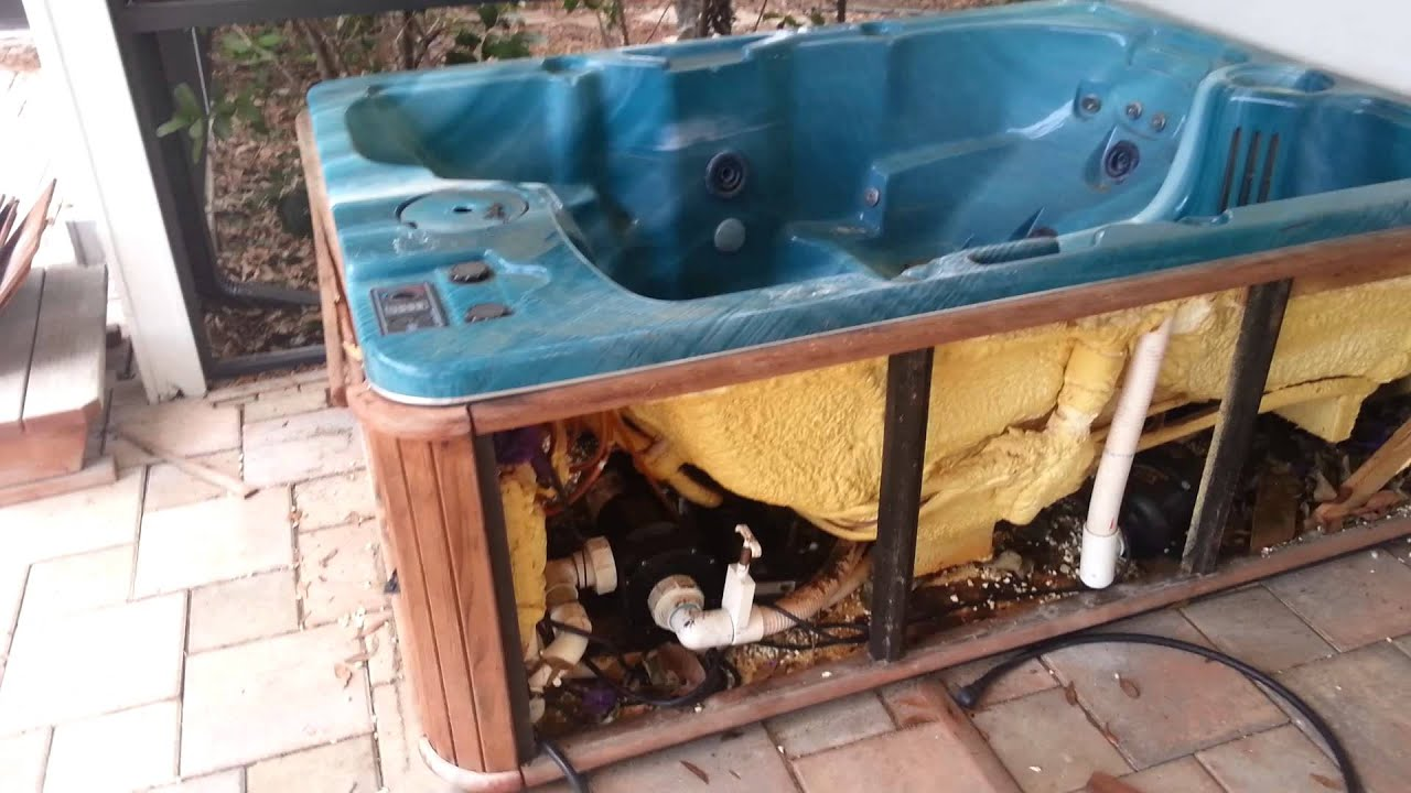 What do you do with an old hot tub youtube Hot tubs tulsa