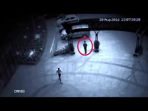 топ 15 Реальных Призраков. видео на камеру наблюдения .Паранормальные явления!!!