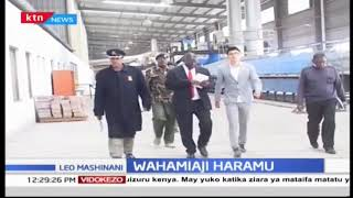 Msako wa raia wa kigeni wanaofanya kazi nchini unaendelea